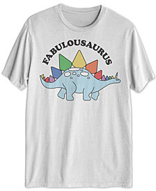 Fabulosaurus Men's Graphic T-Shirt