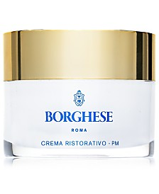 Borghese Crema Ristorativo-PM Hydrating Night Cream, 1-oz.
