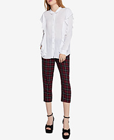 BCBGeneration Ruffled Shirt