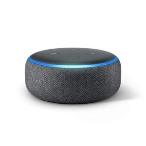 Image of Amazon Alexa Enabled Echo Dot 3rd Generation