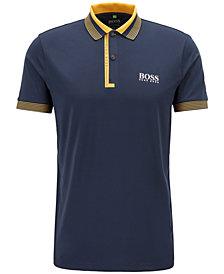 BOSS Men's Regular/Classic-Fit Polo