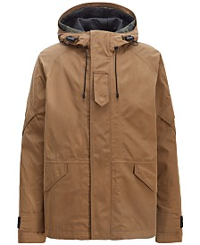 BOSS Men's Three-In-One Water-Repellent Parka