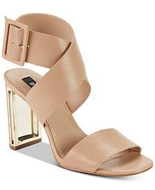 DKNY Heidi Dress Sandals, Created for Macy's