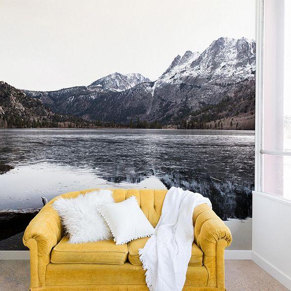 Deny Designs Bree Madden The Lake 12'x8' Wall Mural