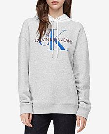 Calvin Klein Jeans Colorblocked Logo Hoodie
