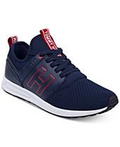 Tommy Hilfiger Color Mix light Sneaker marine à acheter en