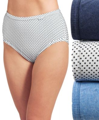 JOCKEY Panties ~ Women/'s Underwear Elance ~ Sz 9 ~ Briefs ~ Style 1486