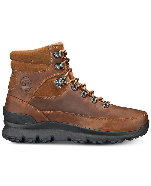 e0c5bd198f6 Timberland Men's World Hiker Mid Waterproof Hikers & Reviews - All ...