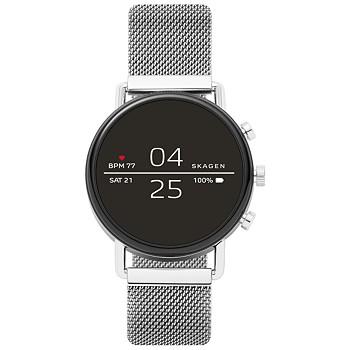 Skagen Men's Falster 2 Mesh Bracelet 40mm Smart Watch