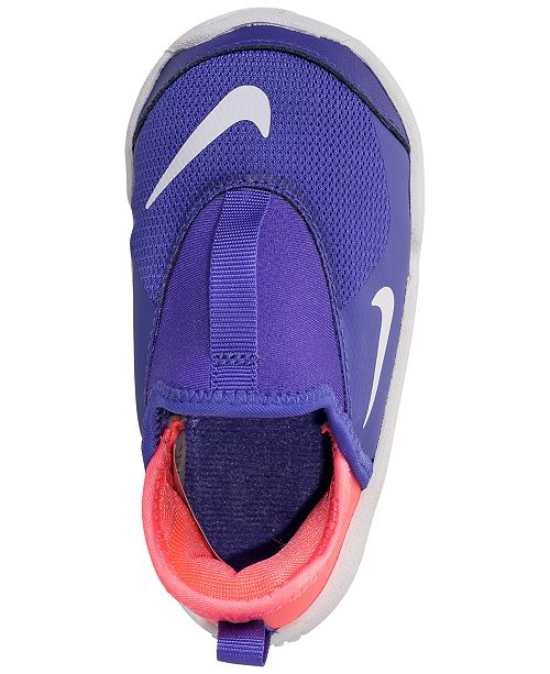 d372b9a4079e Nike Toddler Girls  Lil  Swoosh Athletic Sneakers from Finish Line ...