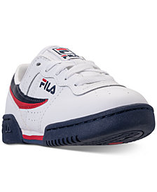 Fila Boys' Original Fitness Casual Athletic Sneakers from Finish Line