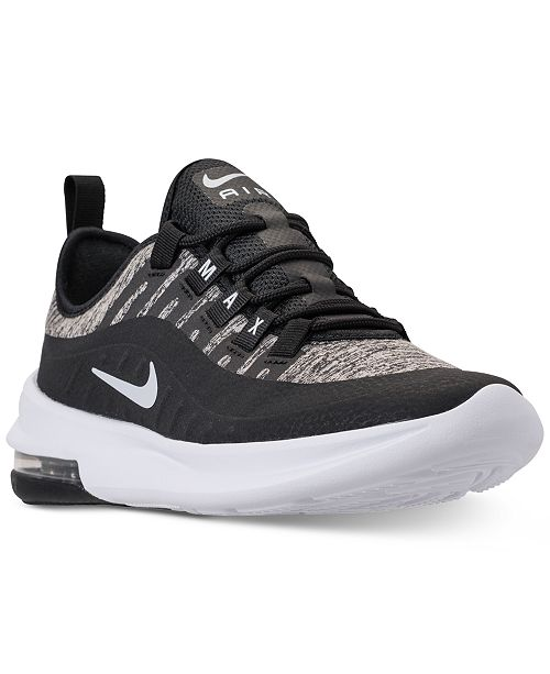 dcd8545b9853e ... Nike Boys  Air Max Axis Casual Running Sneakers from Finish Line ...