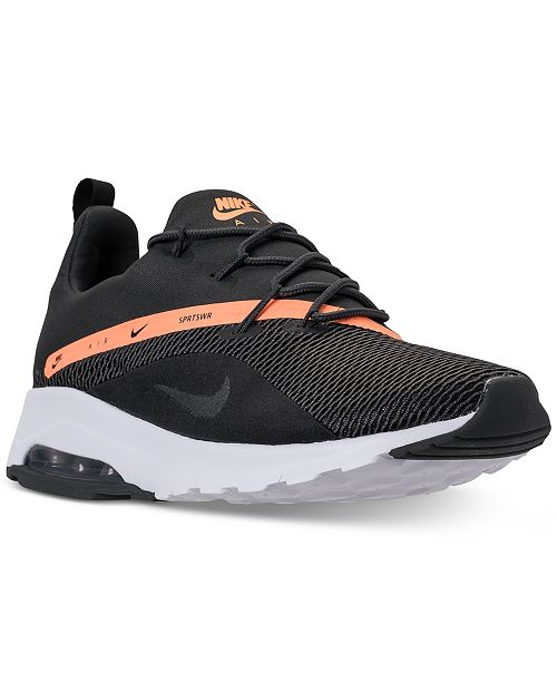 fe05d8c86f3 ... Nike Women s Air Max Motion Racer 2 Running Sneakers from Finish ...