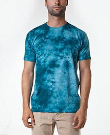 Original Paperbacks Men's Crystal Wash Tie Dye T-Shirt