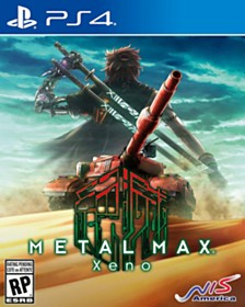 PS4 Metal Max Xeno