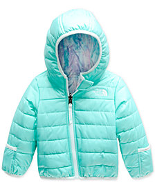 The North Face Baby Girls Reversible Perrito Jacket