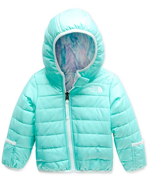 f309cb345 The North Face Baby Girls Reversible Perrito Jacket   Reviews ...