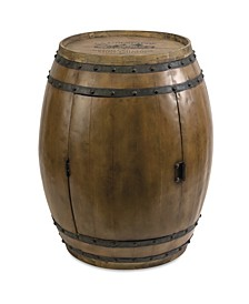 Napa Barrel Table