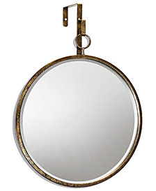 Haile Round Mirror, Quick Ship