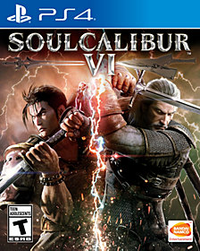 PS4 Soul Calibur VI