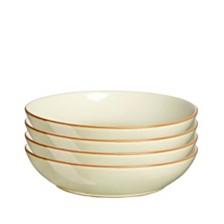 Denby Heritage Veranda Set of 4 Pasta Bowls