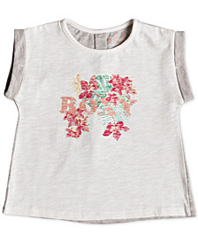 Roxy Little Girls Graphic-Print Top