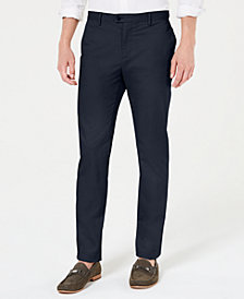 Calvin Klein Men's Refined Stretch Slim Fit Chinos