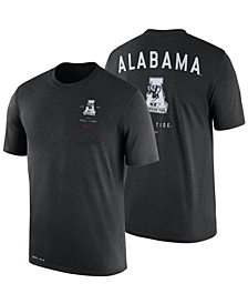 Nike Men's Alabama Crimson Tide Dri-Blend Vault T-Shirt