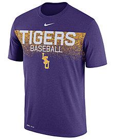 Nike Men's LSU Tigers Team Issue Baseball T-Shirt