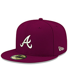 New Era Atlanta Braves Re-Dub 59FIFTY Fitted Cap