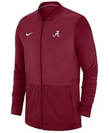 Nike Men's Alabama Crimson Tide Elite Hybrid Full-Zip Jacket