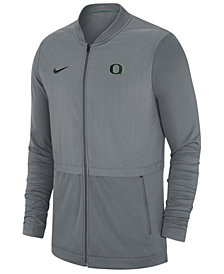 Nike Men's Oregon Ducks Elite Hybrid Full-Zip Jacket