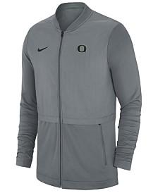 Nike Men's Oregon Ducks Elite Hybrid Full-Zip Jacket