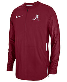 Nike Men's Alabama Crimson Tide Lockdown Jacket