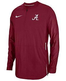 Nike Men's Alabama Crimson Tide Lockdown Jacket