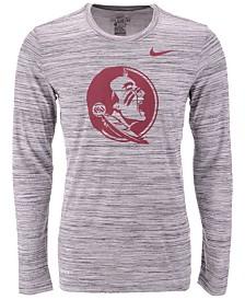 Nike Men's Florida State Seminoles Legend Travel Long Sleeve T-Shirt