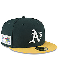 New Era Oakland Athletics Jersey Custom 59FIFTY Fitted Cap
