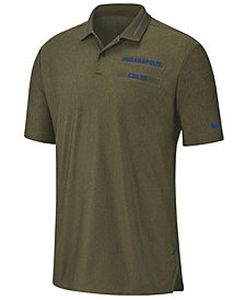 Nike Men's Indianapolis Colts Salute To Service Polo