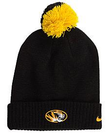 Nike Missouri Tigers Beanie Sideline Pom Hat