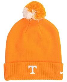 Nike Tennessee Volunteers Beanie Sideline Pom Hat