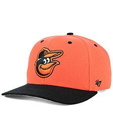 '47 Brand Baltimore Orioles 2 Tone MVP Cap