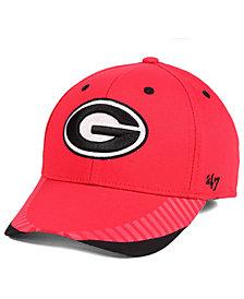 '47 Brand Georgia Bulldogs Temper Contender Flex Cap