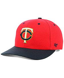'47 Brand Minnesota Twins 2 Tone MVP Cap