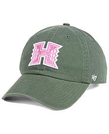 '47 Brand Women's Hawaii Warriors Glitta CLEAN UP Cap