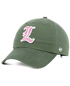 '47 Brand Women's Louisville Cardinals Glitta CLEAN UP Cap