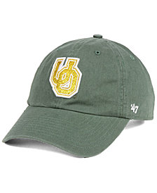 '47 Brand Women's Oregon Ducks Glitta CLEAN UP Cap