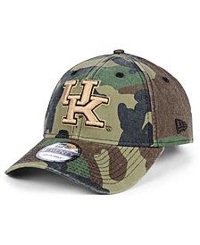 New Era Kentucky Wildcats Woodland Classic Twill 9TWENTY Strapback Cap