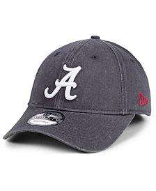 New Era Alabama Crimson Tide Graphite Classic Twill 9TWENTY Strapback Cap