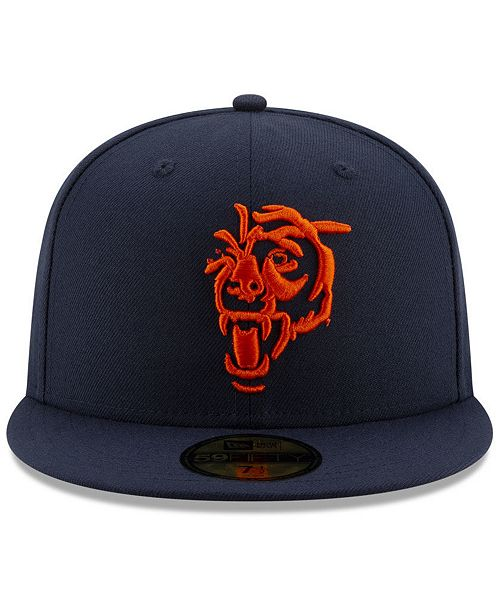 ... New Era Chicago Bears Logo Elements Collection 59FIFTY FITTED Cap ... 66ac04583f1b