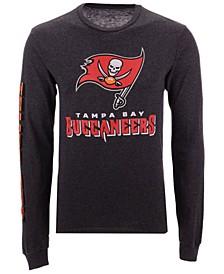 Men's Tampa Bay Buccaneers Streak Route Long Sleeve T-Shirt